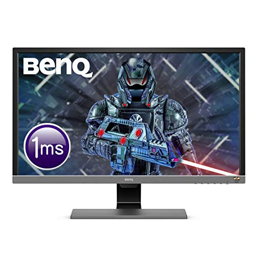 """BenQ EL2870U Monitor Gaming LED UHD-4K (risoluzione 3840 x 2160), 28"""", 1 ms, HDR Eye-Care, Pannello TN, Altoparlanti, 2… Informatica"""