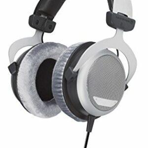 Beyerdynamic DT 880 Edition Premium Stereo, 250 Ohm, Casco, Nero/Grigio Cuffie da studio