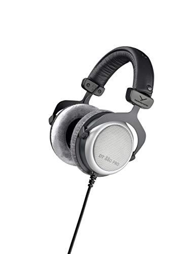 Beyerdynamic DT 880 PRO – Cuffie da studio per missaggio e mastering (semi-aperte), 250 Ohm, Grigio Strumenti e accessori musicali