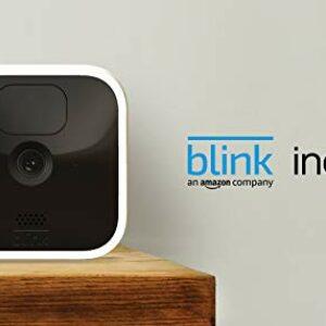 Blink Indoor, Videocamera di sicurezza in HD, senza fili, batteria autonomia 2 anni, rilevazione movimento… Sicurezza e videosorveglianza