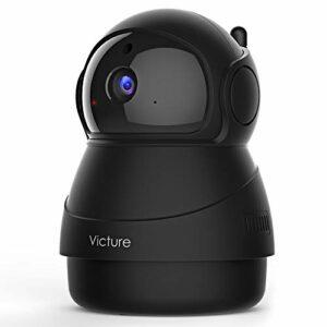[Nuova Versione] Victure Home 1080P Telecamera di Sorveglianza WiFi, Videocamera Interna con Visione Notturna, Notifiche… Sicurezza e videosorveglianza