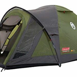Coleman Darwin, Tenda da 2/3 Persone, a Igloo, da Festival, a Cupola Leggera con Veranda, Impermeabile, Colonna d'Acqua… Campeggio e trekking