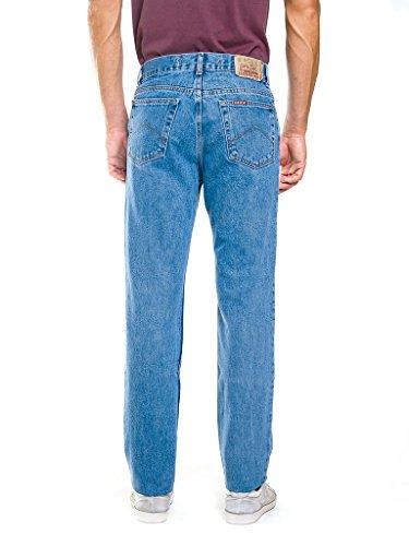Carrera Jeans Pantaloni Denim 15 oz con Zip Abbigliamento e accessori
