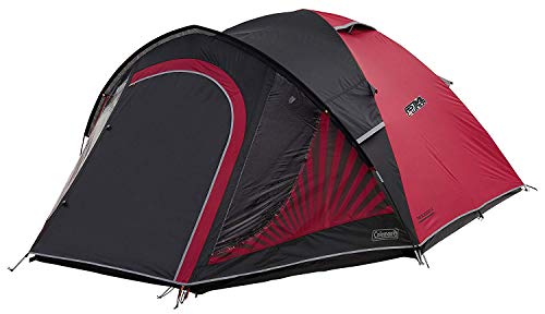 Coleman Blackout Tenda 3/4 Persone, 3/4 Persone, Tenda a Cupola Leggera con Tendina, Tenda da Festival, Tenda a Cupola… Campeggio e trekking