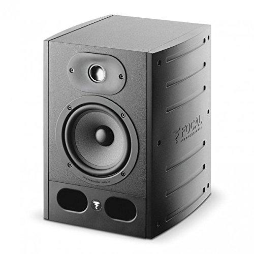 Focal Alpha 50 Monitor Studio, Nero Strumenti e accessori musicali