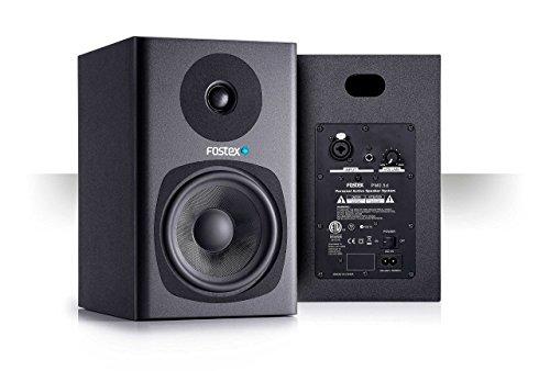 Fostex PM0.5dB Monitor da Studio Professionale da 5″, 35 e 18 Watt, Nero Strumenti e accessori musicali