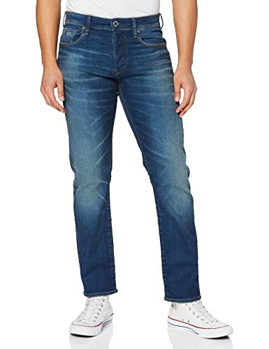 G-STAR RAW G-Star 3310 Straight Jeans Uomo Abbigliamento e accessori