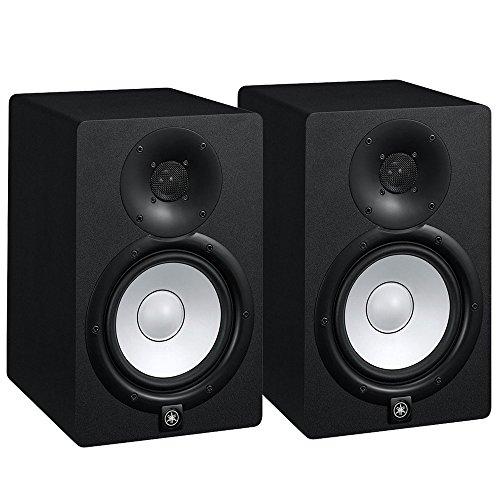 HS8 K – coppia monitor near field biamplificati con sistema bass reflex a 2 vie, woofer da 8″, 120 watt Strumenti e accessori musicali