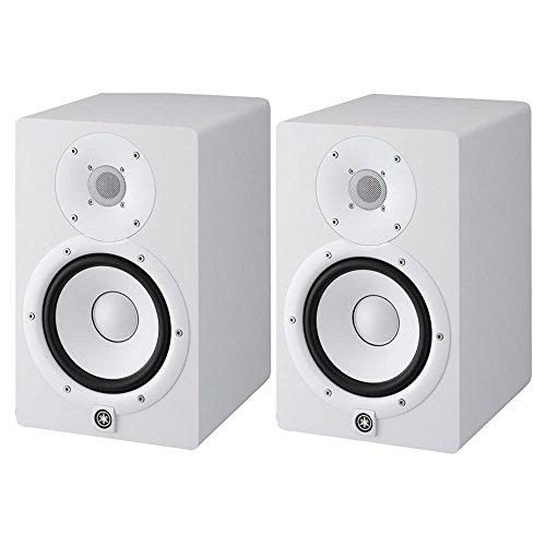 HS8 W – coppia monitor near field biamplificati con sistema bass reflex a 2 vie, woofer da 8″, 120 watt (colore bianco) Strumenti e accessori musicali