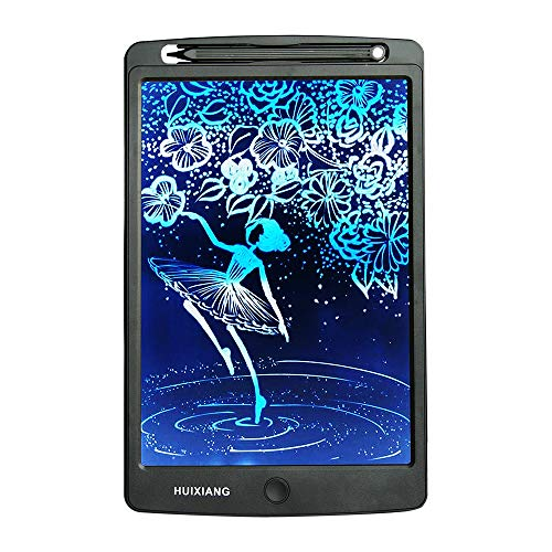 HUIXIANG – Tablet da scrittura LCD da 10 pollici, per ardesia digitale, eWriter, Writing, tablet, scrittura, disegno… Informatica