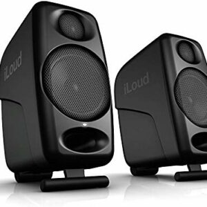 Ik Multimedia Iloud Micro Monitor Speakers, Nero Monitor da studio