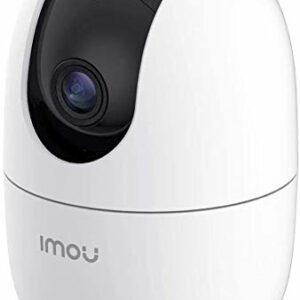 Imou Telecamera Wi-Fi Interno, 1080P Telecamera IP di Sorveglianza, Tracciamento del Movimento con Sirena, Baby Monitor… Sicurezza e videosorveglianza