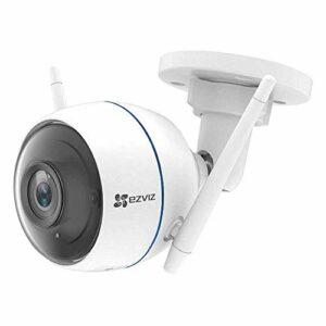 EZVIZ ezTube Telecamera IP Wi-Fi da Esterno 1080p, Videocamera di Sorveglianza con Visione Notturna fino a 30 m, Sistema… Sicurezza e videosorveglianza