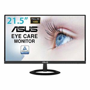 ASUS VZ229HE 21.5 Monitor, FHD, 1920 x 1080, IPS, Design Ultra-Slim, Flicker Free, Filtro Luce Blu, Certificazione TUV Informatica
