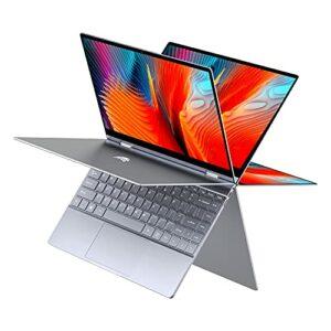 Dove acquistare BMAX Y13 Notebook 2 in 1 Touchscreen Convertible Portatile PC 13.3 pollici 1920×1080 FHD Blacklit Keyboard (Intel Quad…