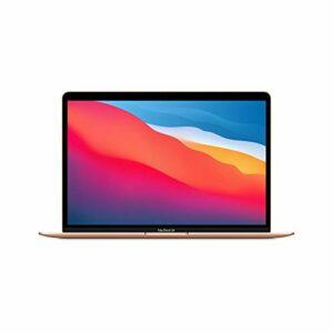 2020 Apple MacBook Air con Chip Apple M1 (13″, 8GB RAM, 256GB SSD) – Oro Offerte e sconti