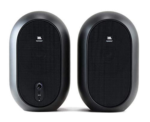 Jbl J104SET-EU Reference Studio Monitors (Pair), Nero Strumenti e accessori musicali
