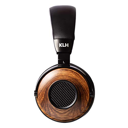 KLH Casque Studio Ultimate One Zebrawood Strumenti e accessori musicali