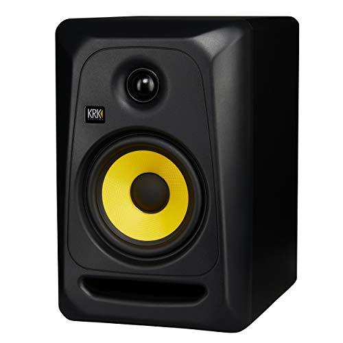 KRK Classic 5 Professional Bi-Amp 5″ Monitor da studio alimentato Strumenti e accessori musicali