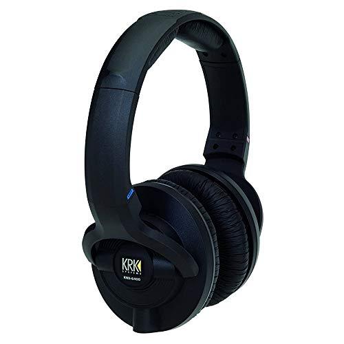 KRK KNS 6400 cuffie professionali per dj, studio, monitoring, ecc Strumenti e accessori musicali