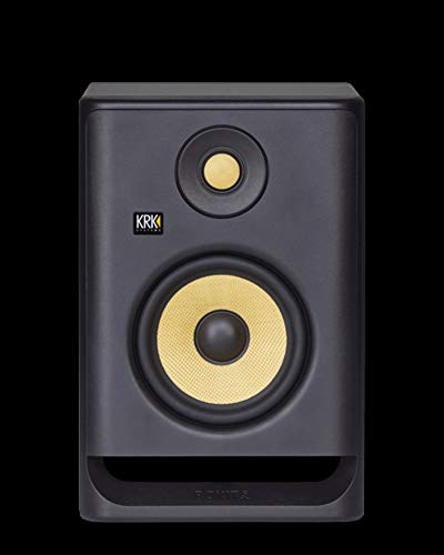 KRK Systems Rokit RP5 G4 Aktiver Monitor-Altoparlante 12,7 cm 55 W 1 St, 5″ Controller Strumenti e accessori musicali