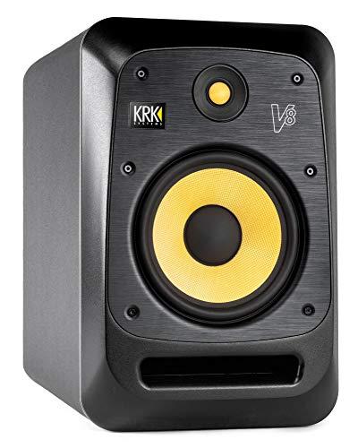 KRK V8S4 Monitor Attivo da (Single) Strumenti e accessori musicali