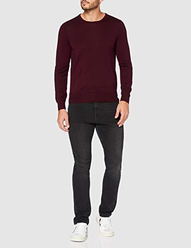 MERAKI Jeans Skinny Fit Uomo, Cotone Organico Abbigliamento e accessori
