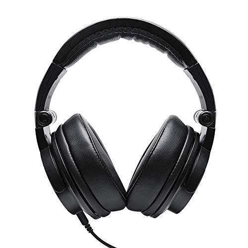 Mackie 2049400– 00– Cuffie Studio, MC-150 (15 Hz – 20 kHz), Nero Strumenti e accessori musicali