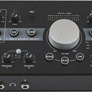 MackieUSA Mackie Big Knob Studio – Regolatore Monitor 3×2 Studio con interfaccia Strumenti e accessori musicali