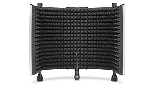 Marantz Professional Sound Shield – Schermo Acustico Portatile per Microfono con Pannelli Fonoassorbenti Strumenti e accessori musicali