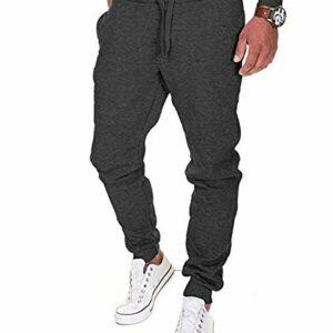 Dove acquistare MERISH Pantaloni da Jogging Uomo Sportivi Fitness Cotone Slim Fit Allenamento 211