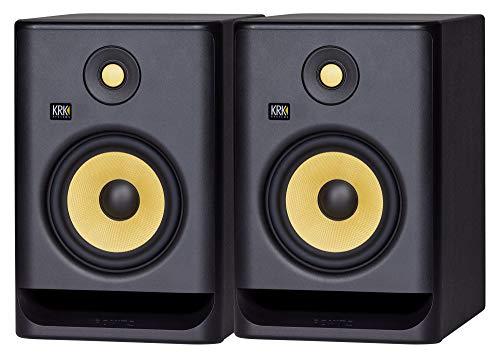 Monitor audio da studio KRK ROKIT RP7 G4, set da 2 Strumenti e accessori musicali