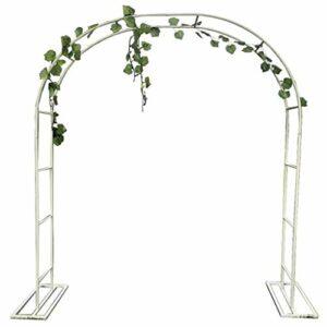 XDJ Metallo Arco di Nozze, Giardino Rimming Arco della Pianta, Varie Arrampicate per Pianta Giardino Nozze Arco da… Casa e giardino