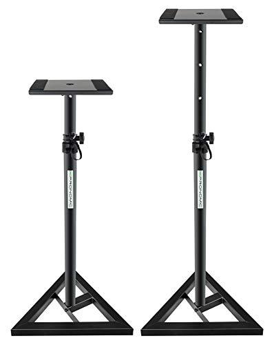 Pronomic SLS-10 coppia supporti per casse Studio Monitor Strumenti e accessori musicali
