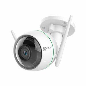 EZVIZ C3WN Telecamera WiFi Esterno 1080p Nuova Versione Videocamera Sorveglianza da Esterno con Visione Notturna Fino a… Sicurezza e videosorveglianza