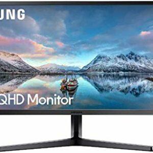 Samsung S34J552 Monitor per Video Editing Ultrawide Multitasking, PBP/PIP, 34 Pollici, Ultra WQHD, QHD, 2K, 3440 x 1440… Informatica