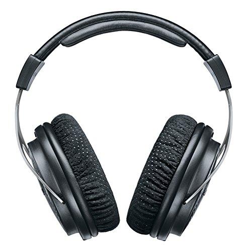 Shure SRH1540 Cuffie Chiuse Premium, Nero Strumenti e accessori musicali