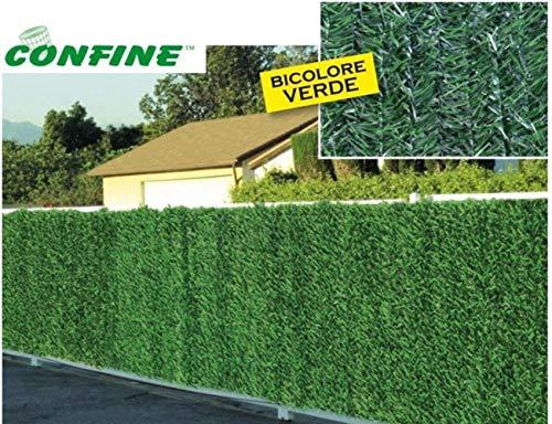Siepe Artificiale per Balcone Recinzione in Rotolo 1×3 mt (3mq) Abete ultra Coprente Casa e giardino