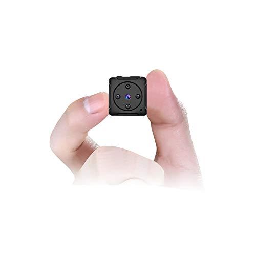 Telecamera Nascosta,NIYPS HD 1080P Mini Telecamera Spia Portatile Micro Spy Cam Sorveglianza con Sensore di Movimento… Sicurezza e videosorveglianza