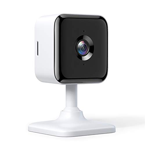 Telecamera di sicurezza domestica intelligente Wi-Fi da interni Teckin Cam 1080P FHD con visione notturna, audio a 2…