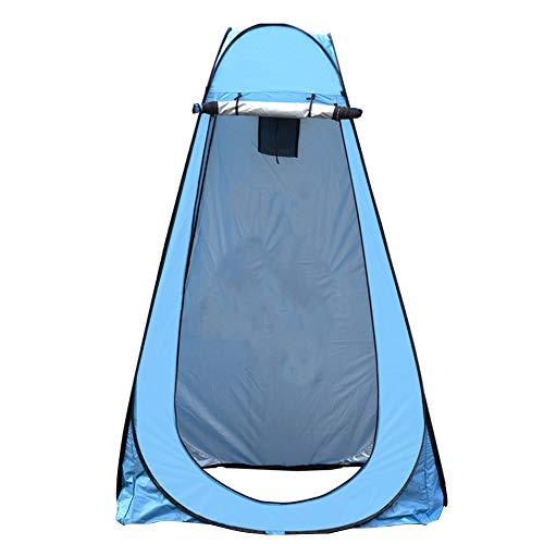 Tenda Pop-up per La Privacy, Tenda da Doccia Portatile Istantanea per Esterni, Campeggio, WC, Spogliatoio, 180T… Campeggio e trekking