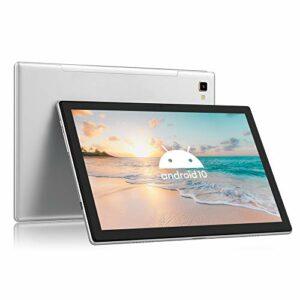 "Blackview Tab8 Tablet 4G LTE + WIFI con 10.1"" FHD, Android 10, 4GB RAM + 64GB ROM, 128GB Espandibili, Octa-Core… Informatica"