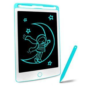 Richgv Tavoletta Grafica LCD Scrittura Digitale, Elettronico 8.5 Pollici Portatile Ewriter Cancellabile Disegno Pad… Informatica