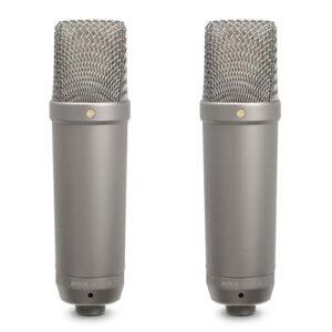 Dove acquistare Rode Microphones – NT1A Microfono a diaframma largo per studi di registrazione / podcast, 19 x 5 x 5cm, 24V/48V, Oro