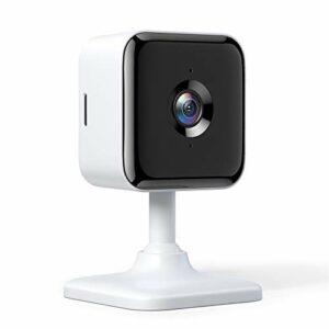Telecamera di sicurezza domestica intelligente Wi-Fi da interni Teckin Cam 1080P FHD con visione notturna, audio a 2… Sicurezza e videosorveglianza