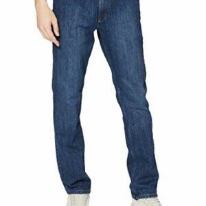 Wrangler Authentic Regular Jeans Uomo Abbigliamento e accessori