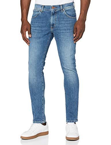 Wrangler Larston Jeans Uomo Abbigliamento e accessori