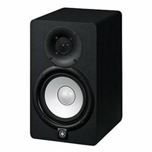 YAMAHA HS5 Monitor da Studio Attivo, Singolo, Nero Monitor da studio
