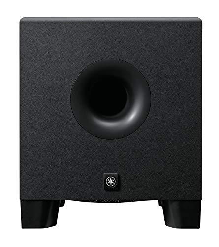YAMAHA HS8 Subwoofer Amplificato da Studio, Nero Strumenti e accessori musicali