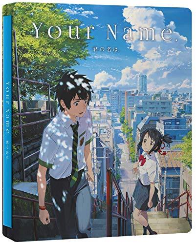 Your Name (Box 2 Br Ltd.Steelbook) Film e TV